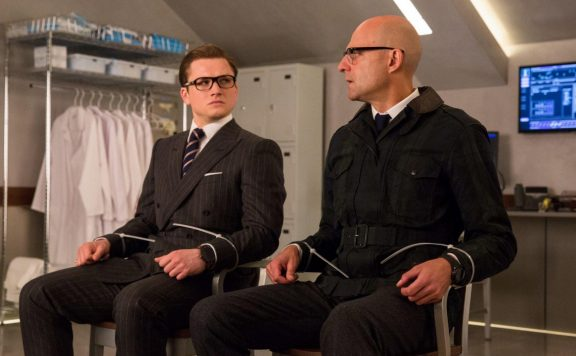 Kingsman: The Golden Circle (2017) - Weekend Box Office