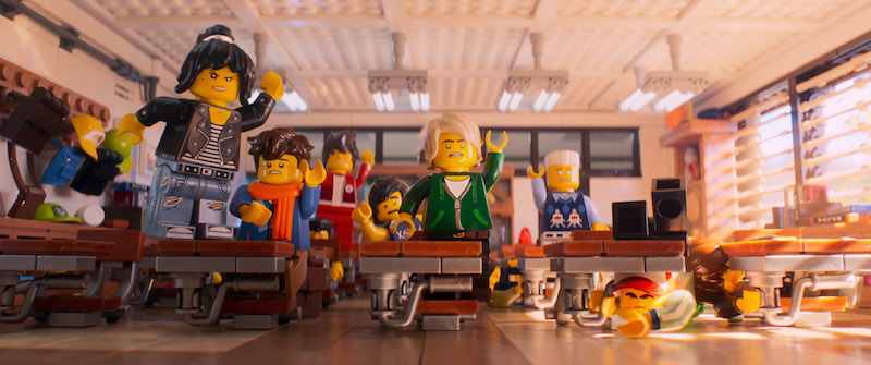 Franchise Fred Interview: Fred Armisen on Our Name, LEGO Ninjago ...