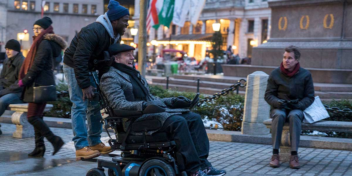 Tiff 2017 Review The Upside Is The Surprise Buddy