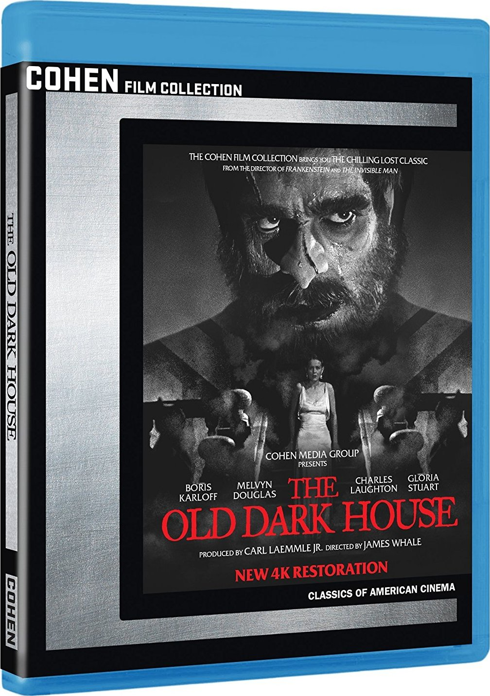 the old dark house bluray review