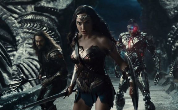 Justice League (2017) - Weekend Box Office