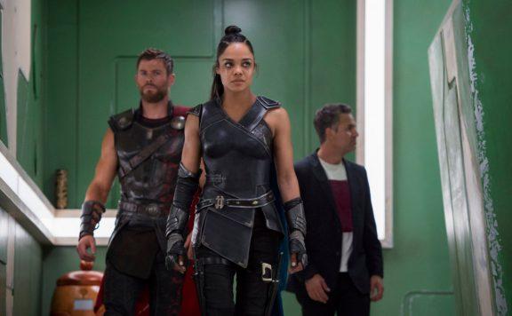 Thor: Ragnarok (2017) - Weekend Box Office
