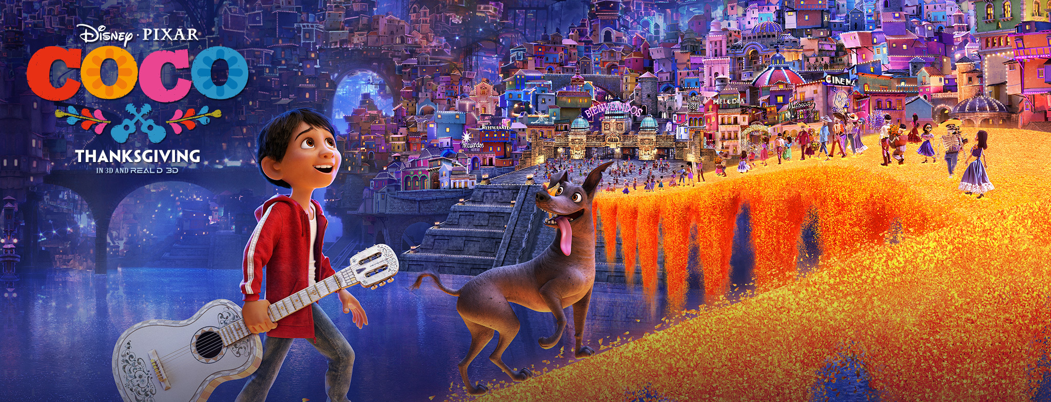 Coco Review The Best Animated Film Of 2017