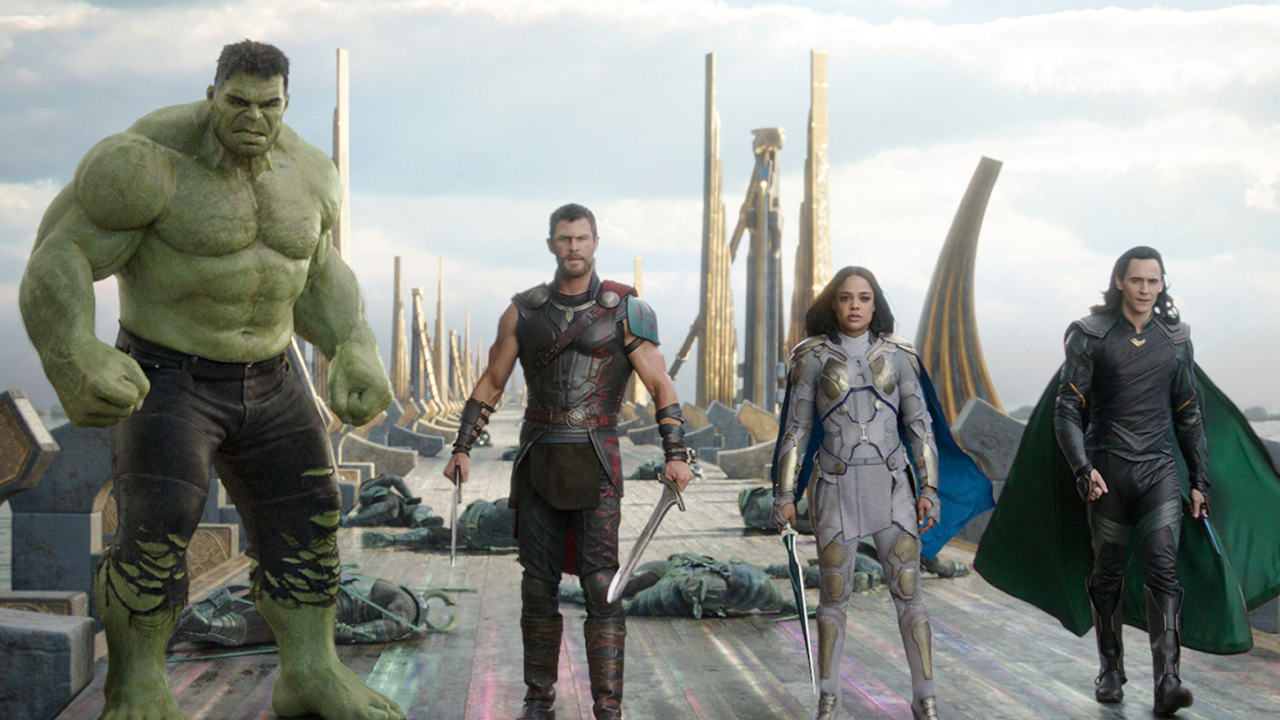 Thor: Ragnarok (2017) - Movie Review