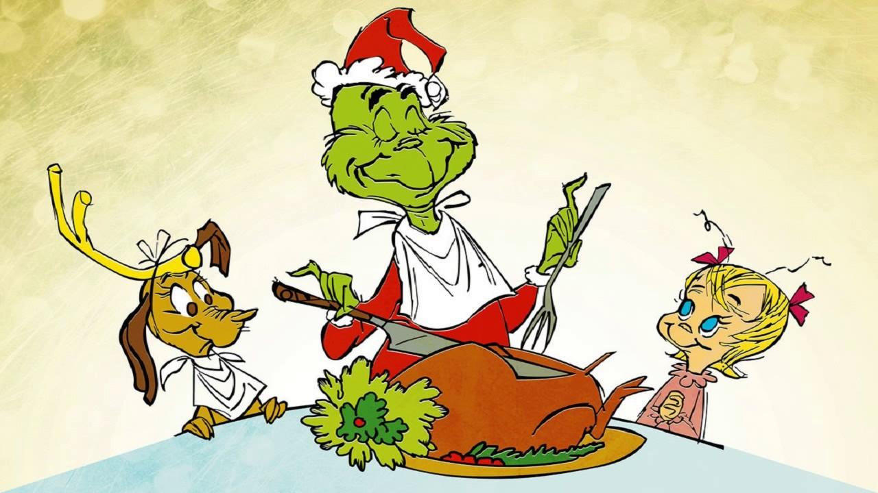 How the grinch stole christmas cartoon