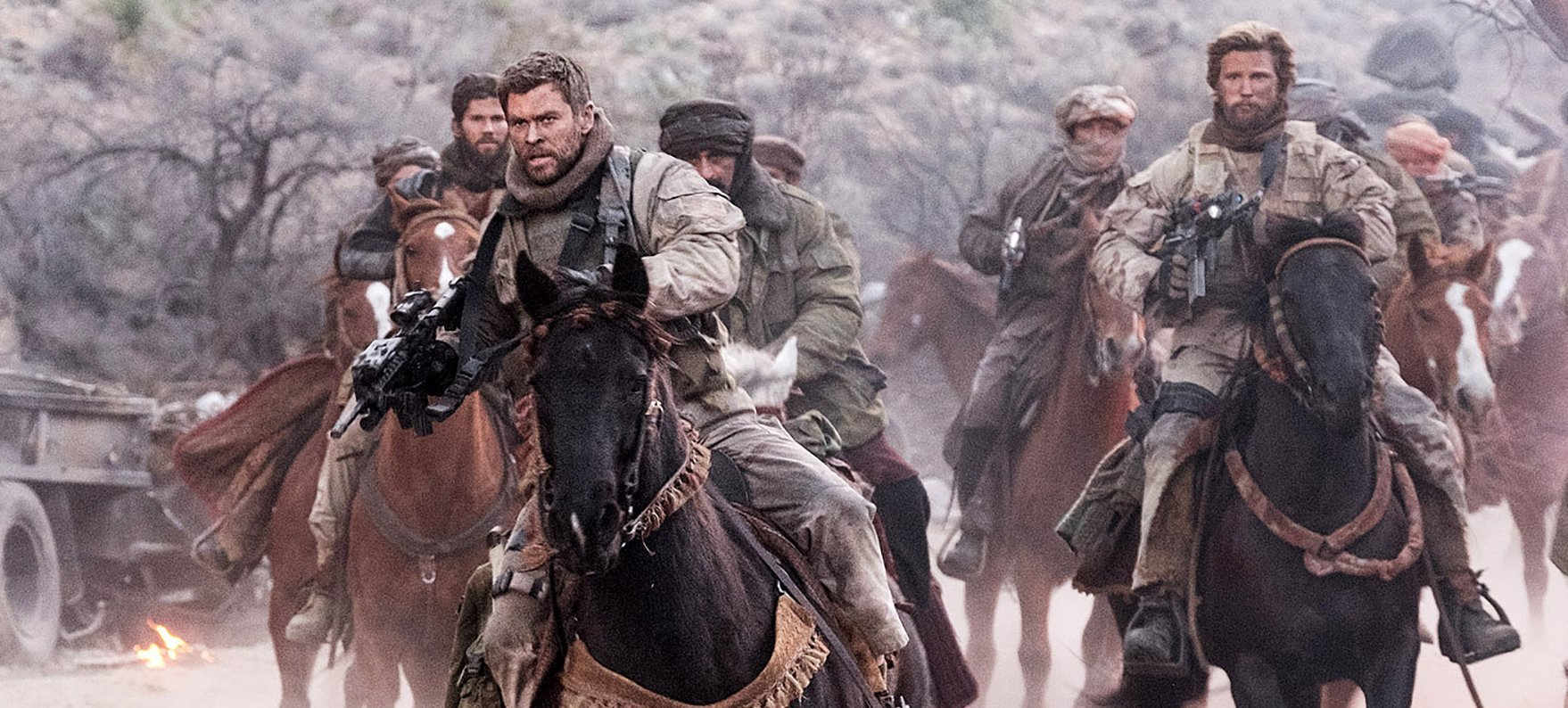 Image result for 6) 12 Strong