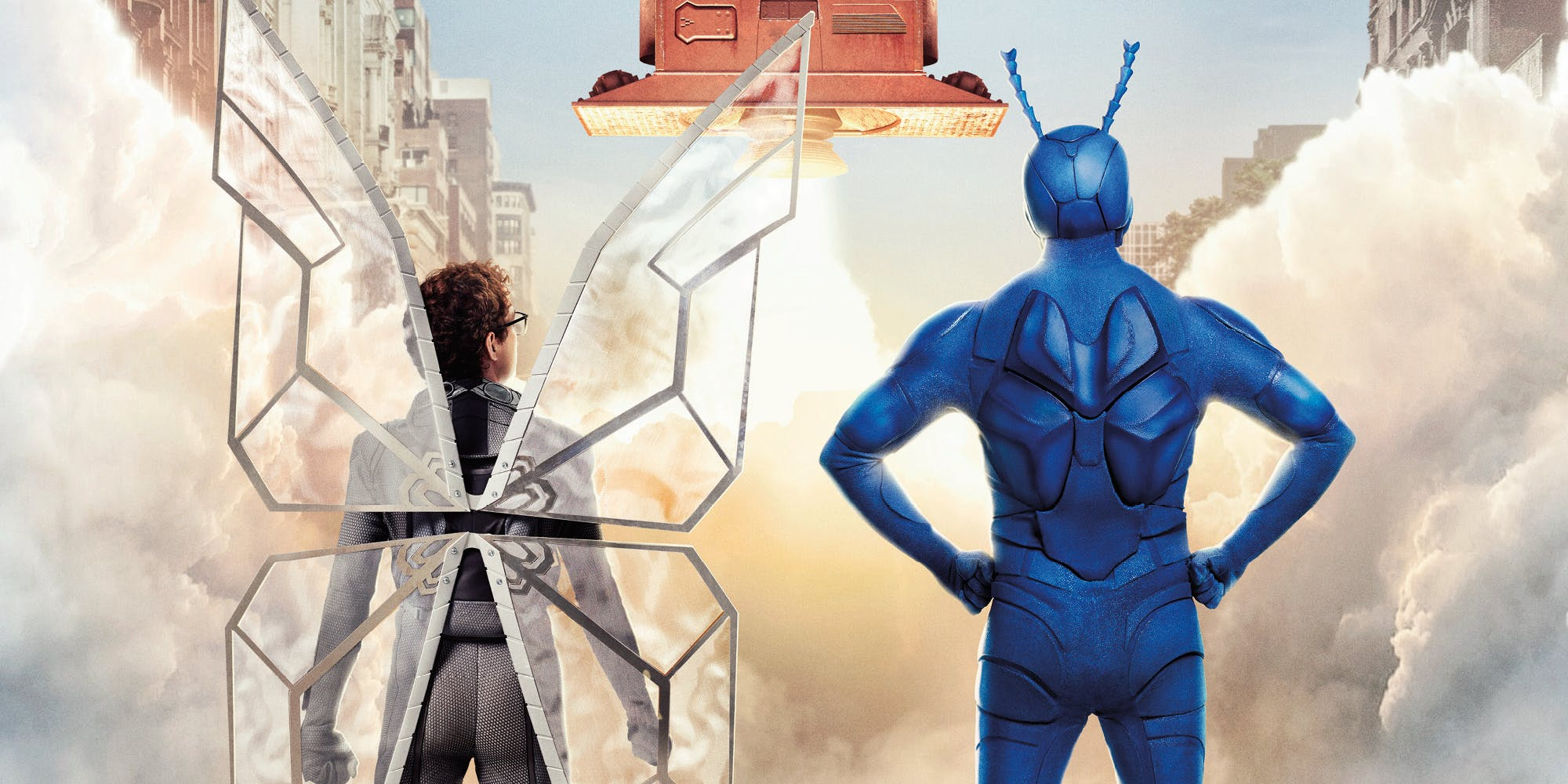 The Tick: Creator Ben Edlund & Executive Producer Barry