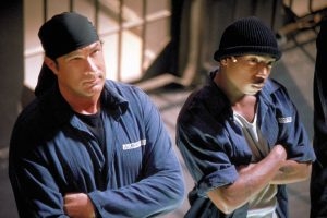 Steven Seagal and Ja Rule