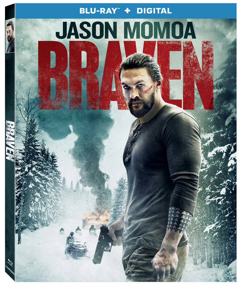 Jason Momoa Movies: New To View And Own For Home: Greatest Showman, Phantom