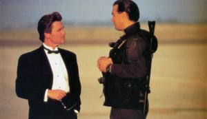 Steven Seagal and Kurt Russell