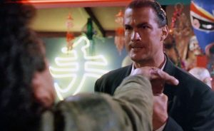 Steven Seagal in Hard to Kill