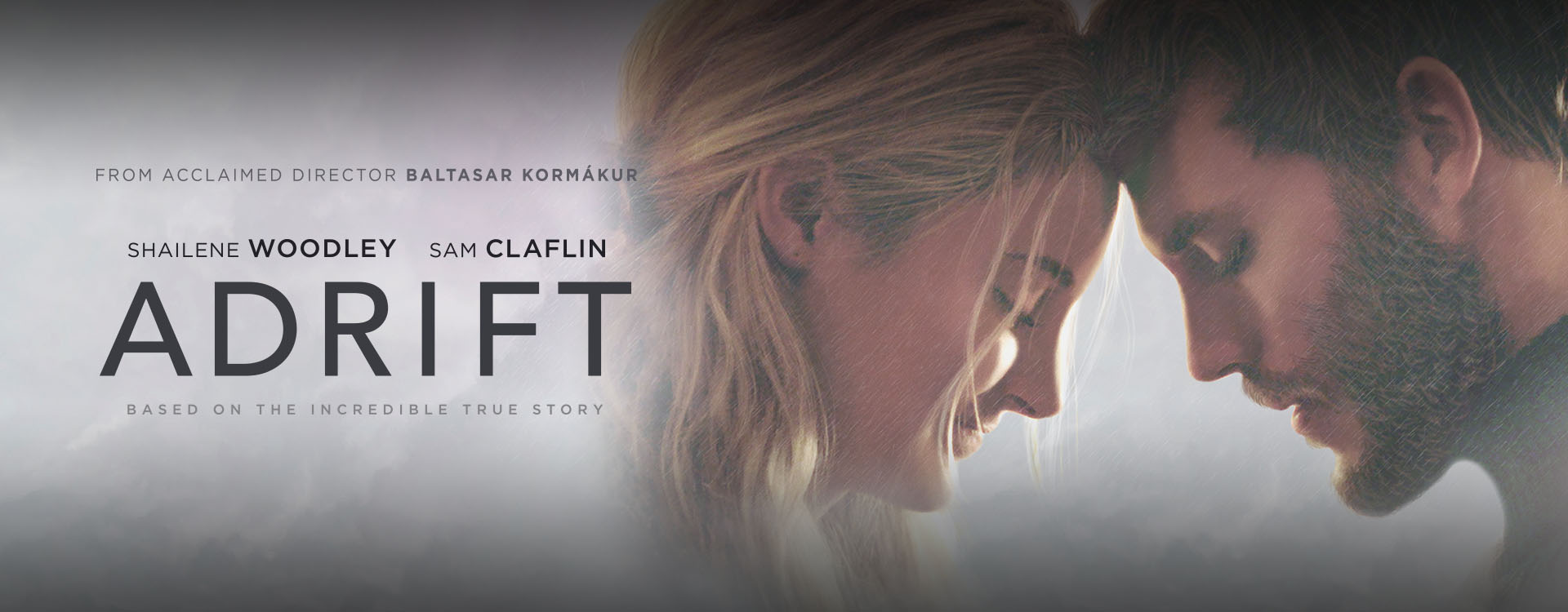 Adrift Review: Shailene Woodley and Sam Claflin keep this boat afloat. | We Live Entertainment