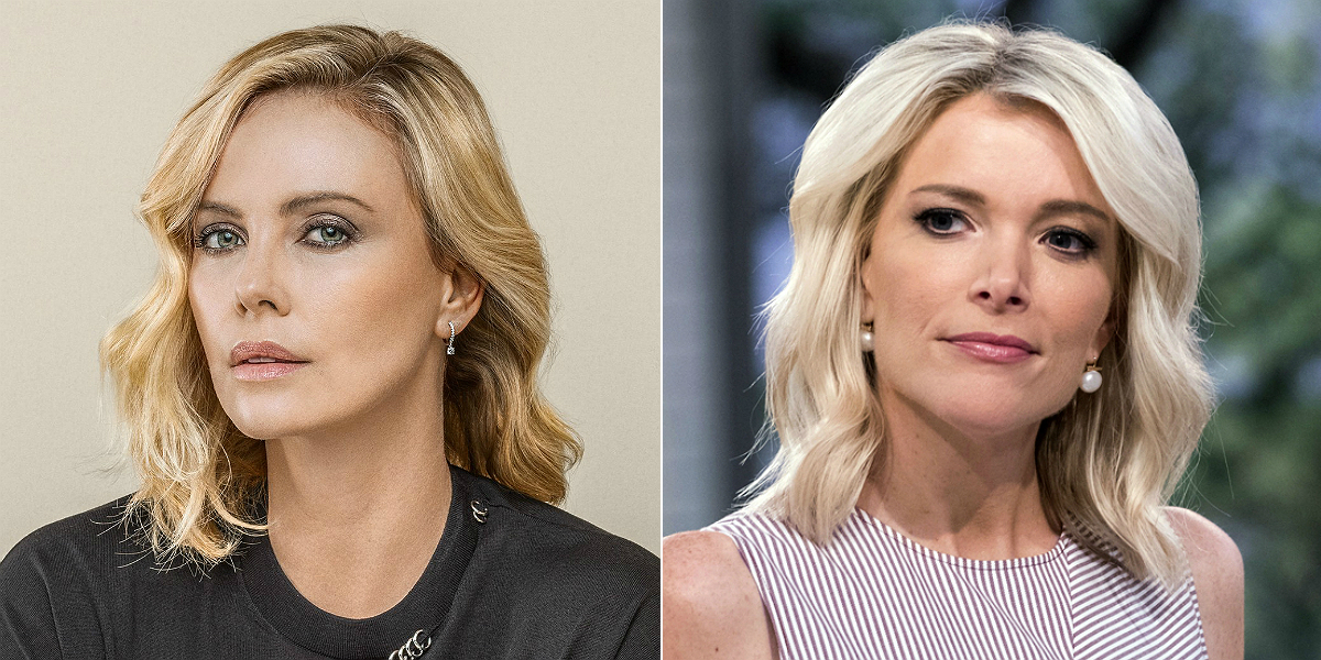 Role Call: Charlize Theron Is Playing Megyn Kelly? Yes ...