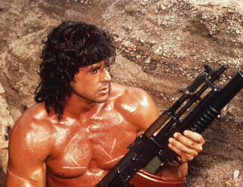 Rambo III's 30th Anniversary: Stallone Again, Naturally