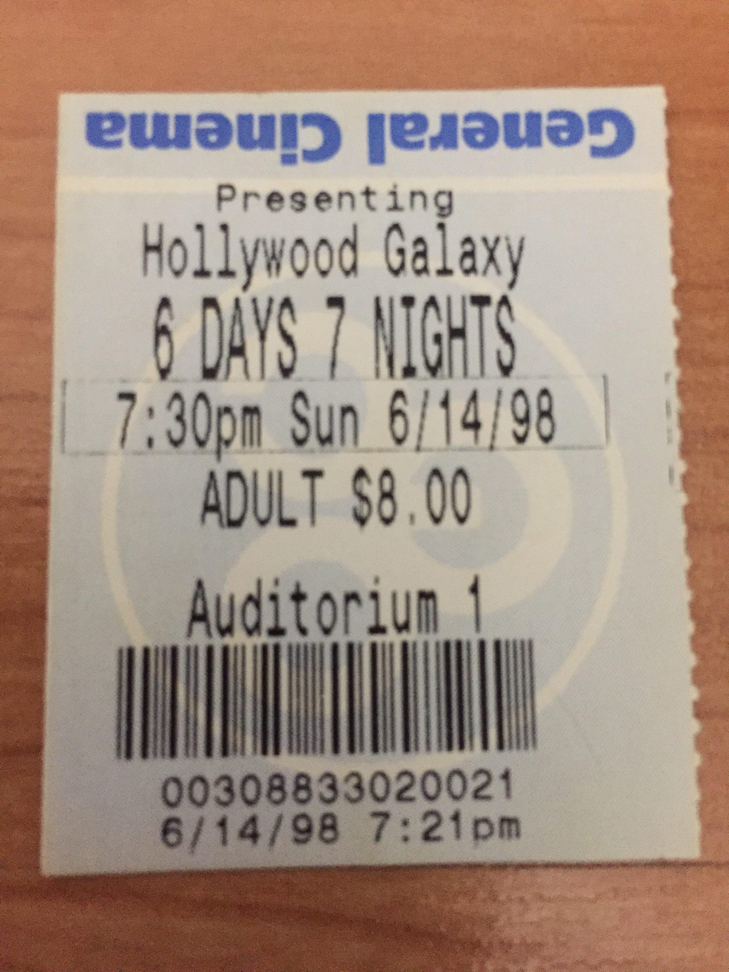 6 days 7 nights movie download