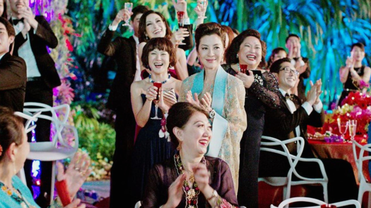 Crazy Rich Asians - Weekend Box Office