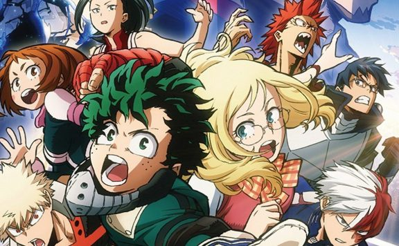 My Hero Academia: Two Heroes (2018) - Movie Review