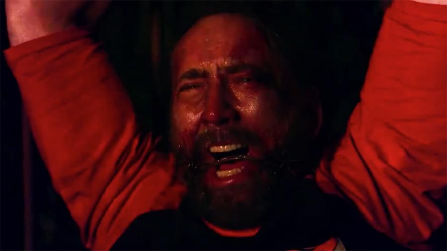 Nicholas Cage Mandy