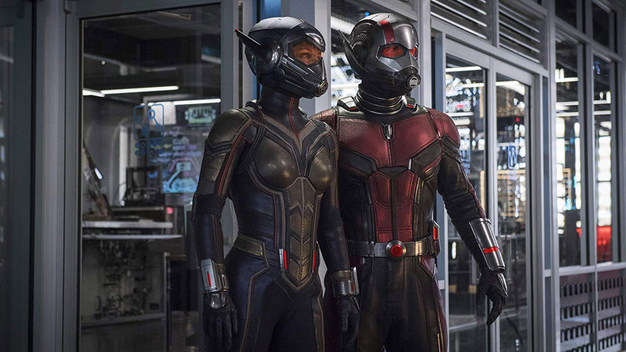 4K UHD Review - Ant-Man and the Wasp