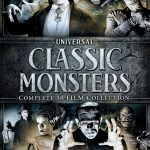 Universal Classic Monsters 30 Film Blu-ray