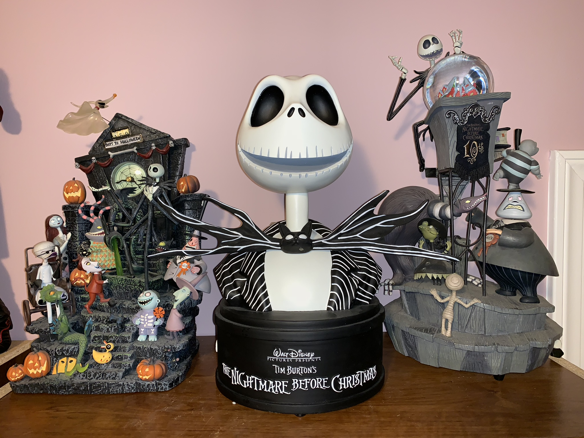 Tim Burton\'s The Nightmare Before Christmas Turns 25 | We Live ...