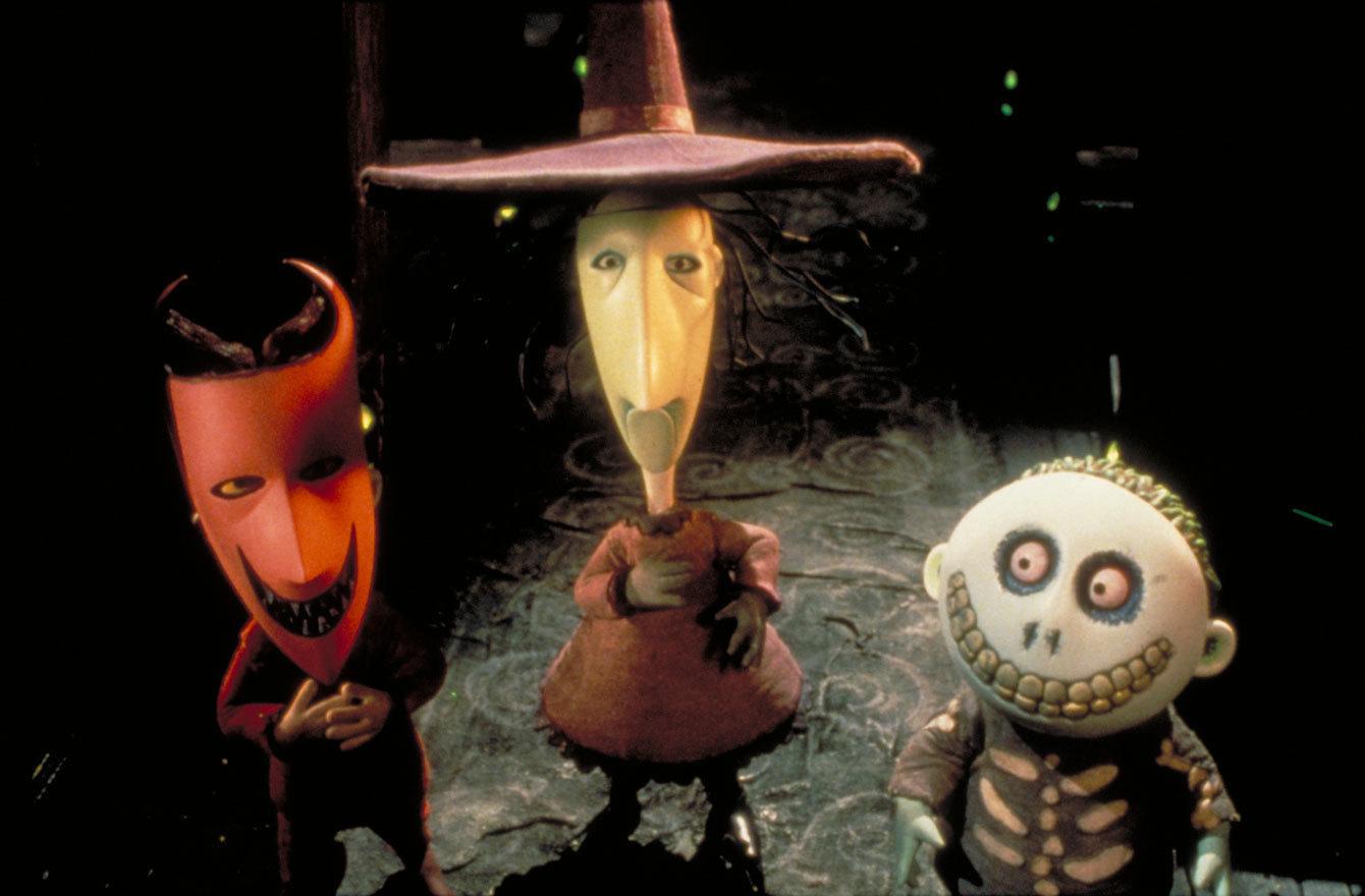 Tim Burton\'s The Nightmare Before Christmas Turns 25   We Live ...