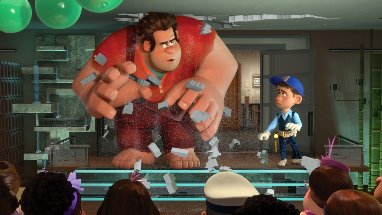 Wreck-It Ralph (2012) - Buena Vista Home Entertainment