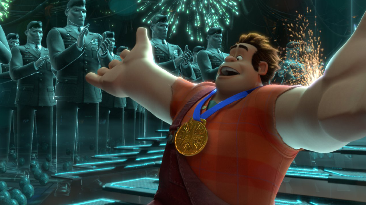 4K UHD Review - Wreck-It Ralph