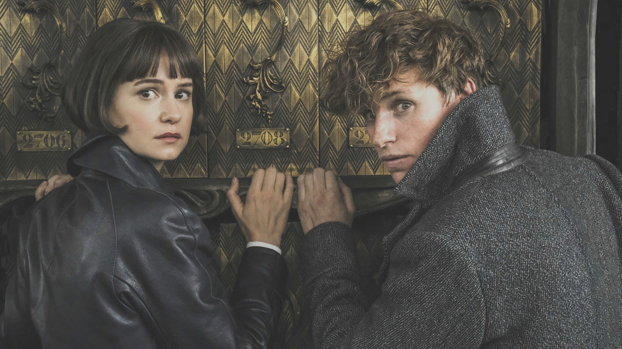 Fantastic Beasts: The Crimes of Grindelwald (2018) - Movie Review