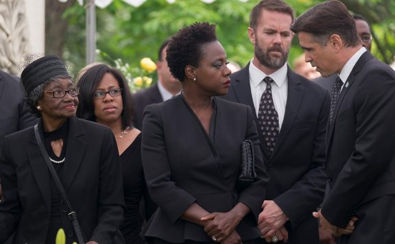 Widows (2018) - Movie Review