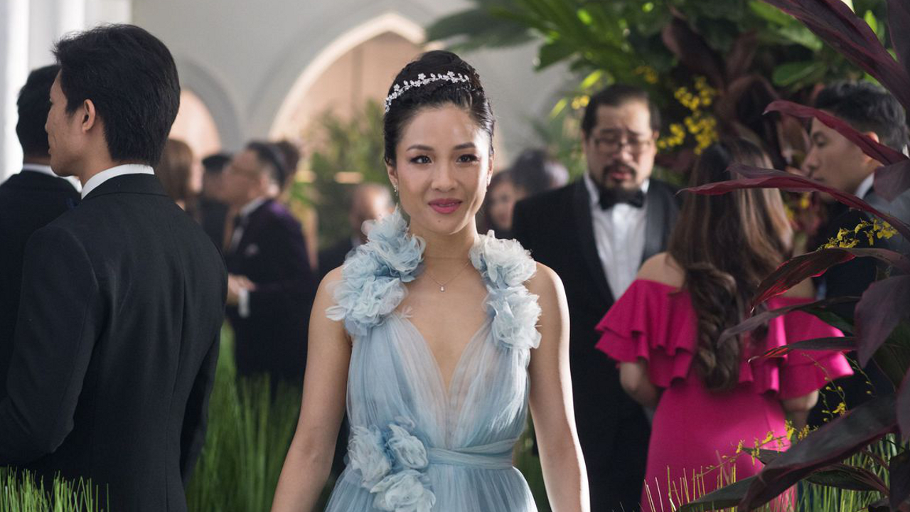 Crazy Rich Asians - Constance Wu