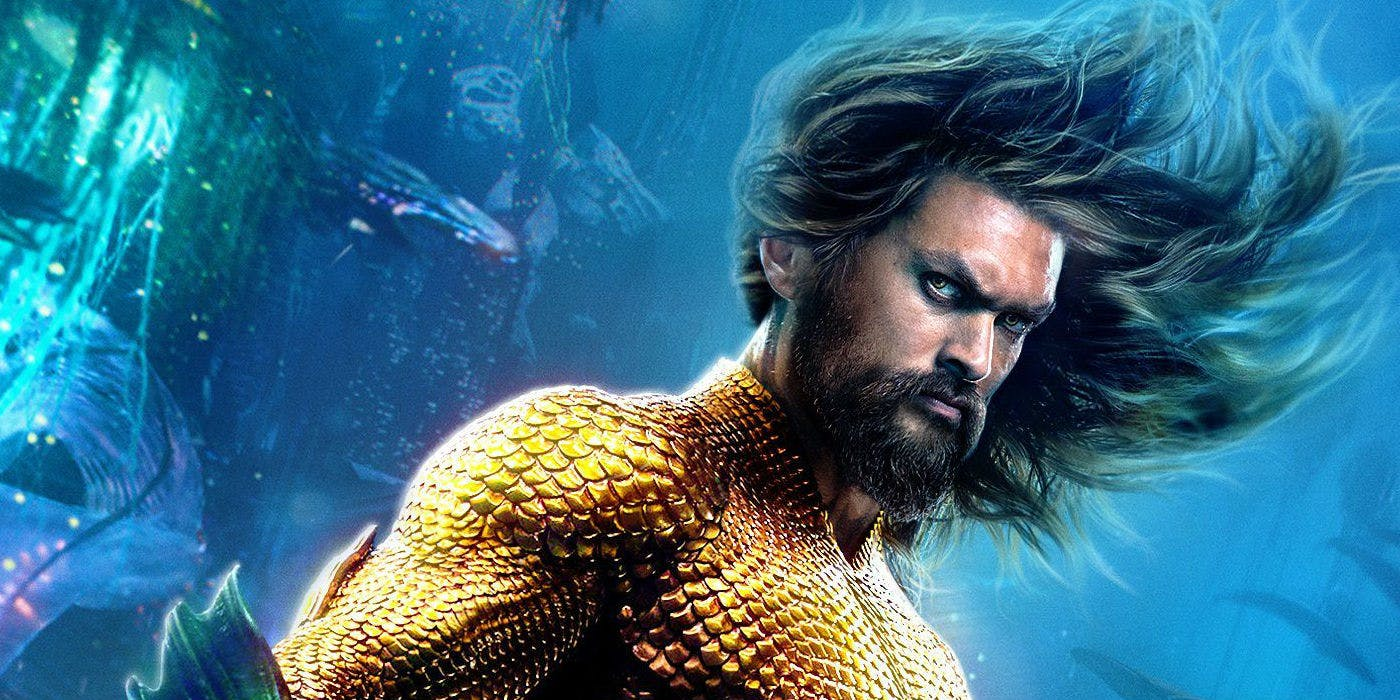 Aquaman Review Bold Bonkers And Badass We Live Entertainment