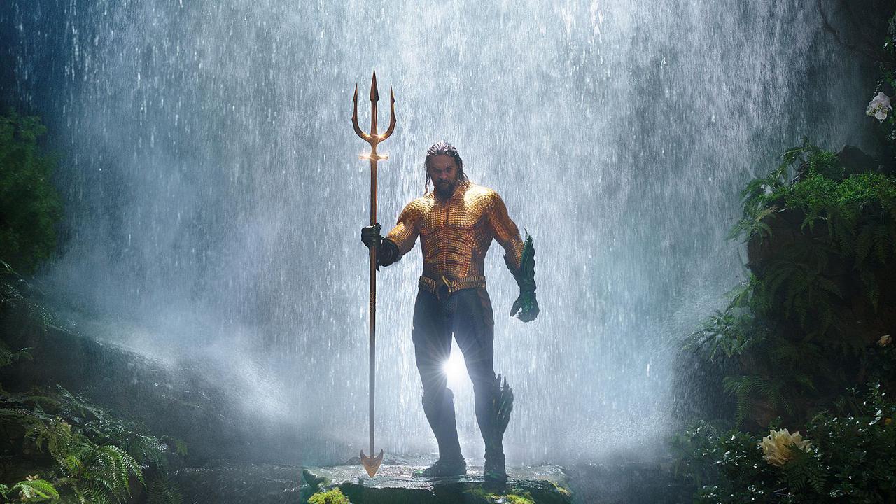 Aquaman (2018) - Weekend Box Office