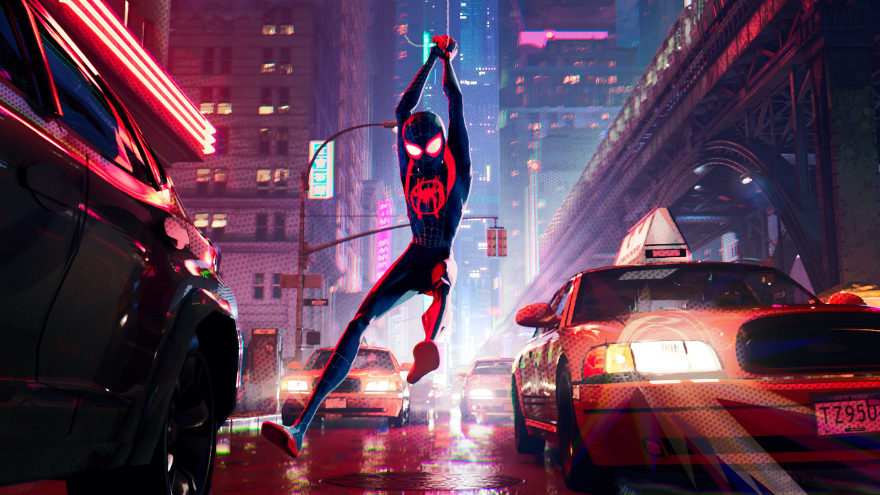Spider-Man: Into the Spider-Verse (2018) - Movie Review