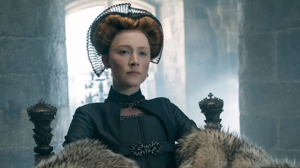 Mary Queen of Scots (2018) - Focus Features