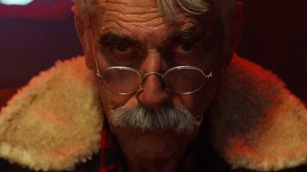 Sam Elliott Man Who Killed Hitler and then The Bigfoot