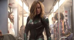 Captain Marvel (2019) - Box Offcie