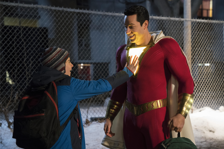 Shazam! Movie Review: Super Friends | We Live Entertainment