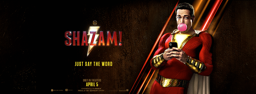 Movie Poster 2019: Review: 'Shazam!' Brings Big Fun For DC Films