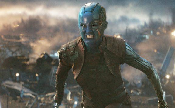 Avengers: Endgame (2019) - Karen Gillan