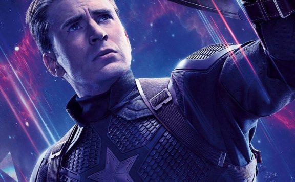 Avengers: Endgame (2019) - Captain America