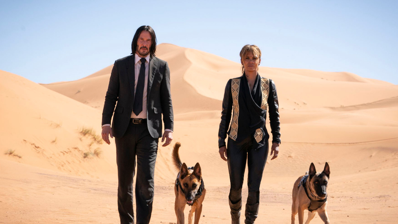 John Wick: Chapter 3 - Parabellum (2019) - Keanu Reeves