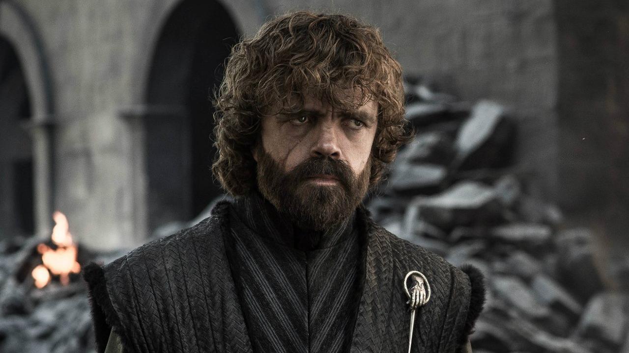 The Iron Throne (2019) - HBO