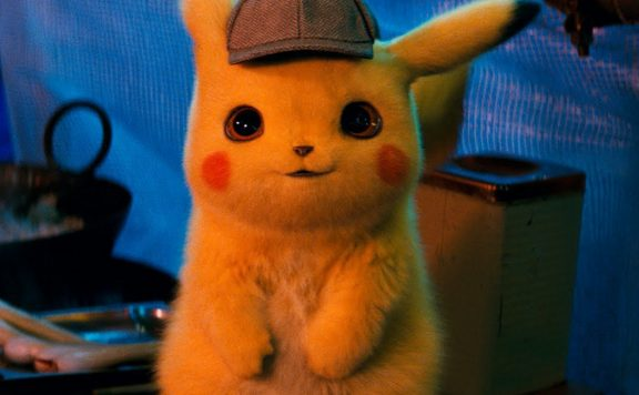 Pokemon Detective Pikachu (2019) - Ryan Reynolds