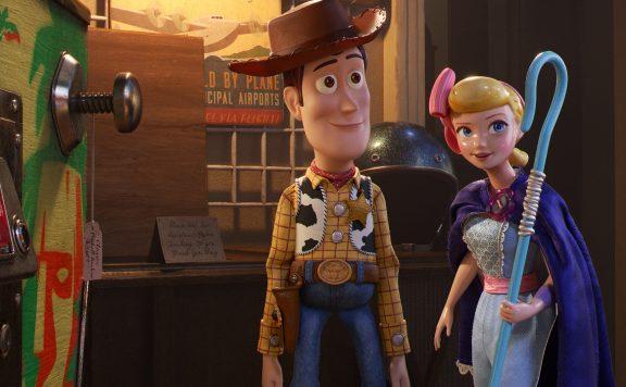 Toy Story 4 (2019) - Pixar