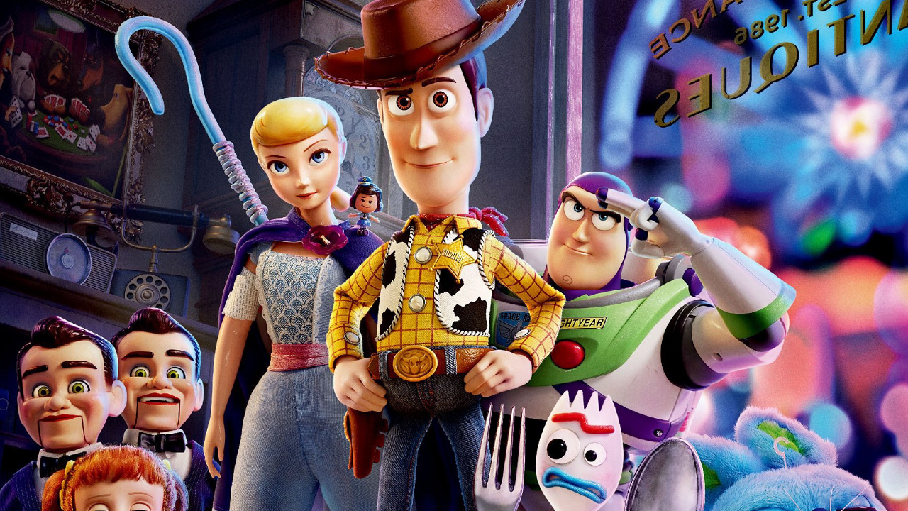 Toy Story 4 (2019) - Tom Hanks