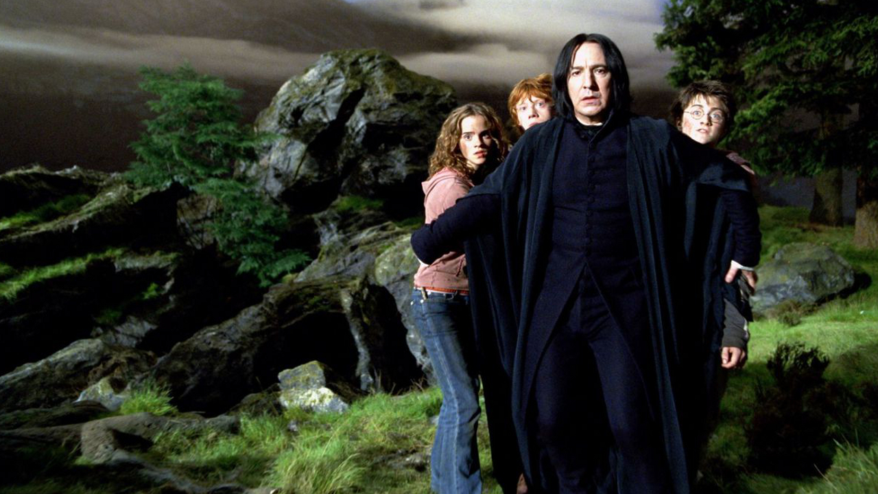 Harry Potter and the Prisoner of Azkaban (2004) - Warner Bros..