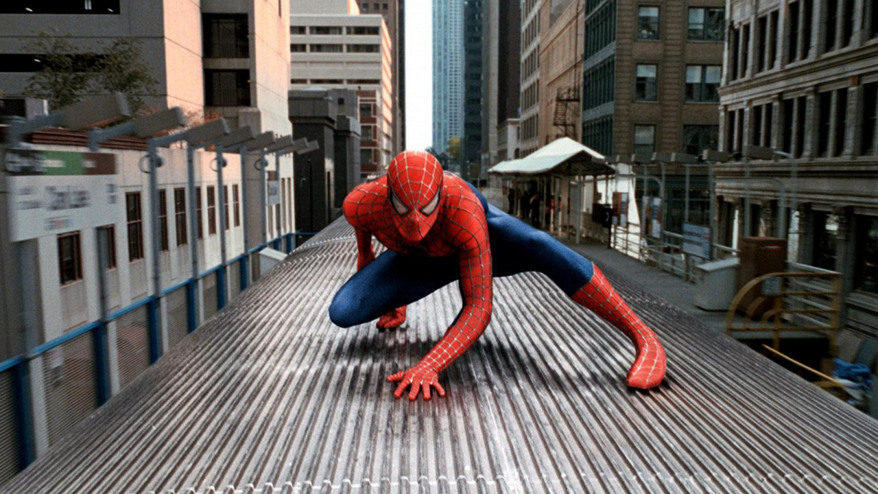 Spider-Man 2 (2004) - Sony
