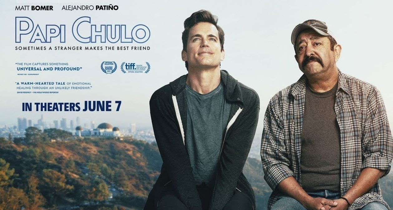papi chulo review james oster entertainment