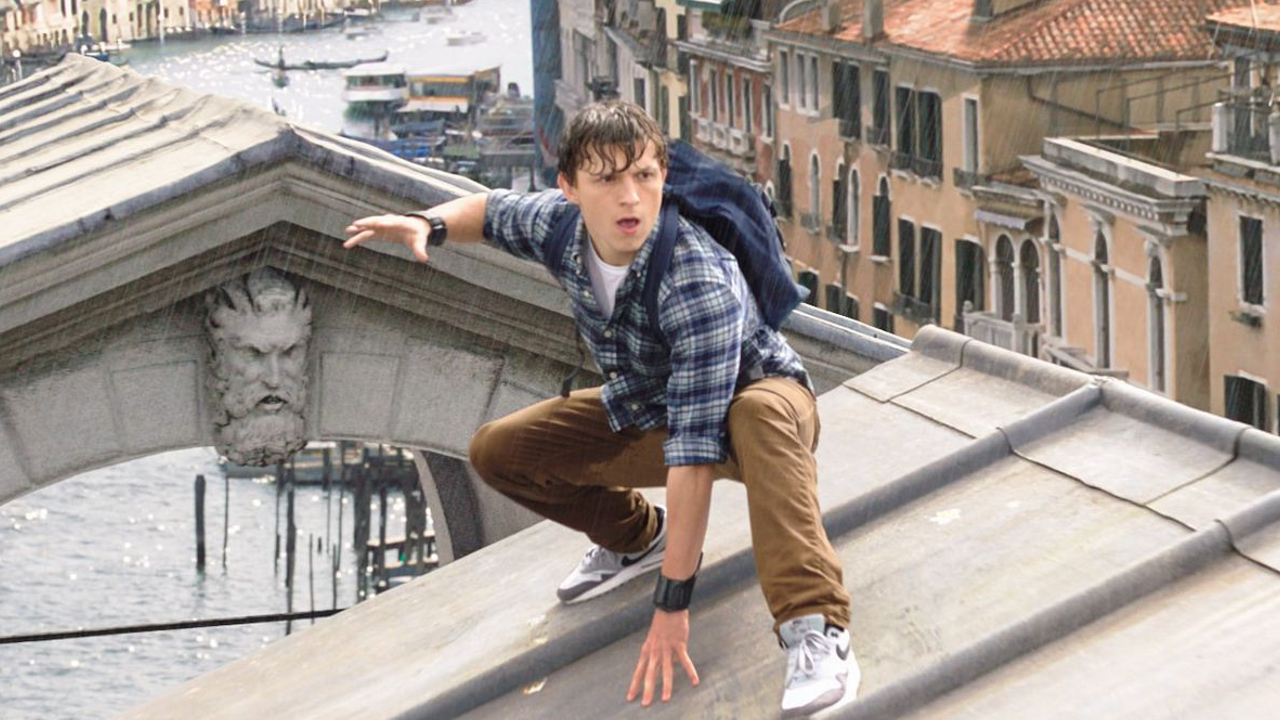 Spider-Man: Far From Home (2019) - Tom Holland